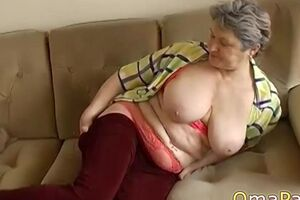 OmaPasS Homemade clips of Well Aged Slutty Grannies